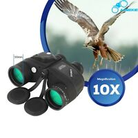 AOMEKIE Marine Binoculars for Adults with Night Vision Compass Rangefinder 10X50