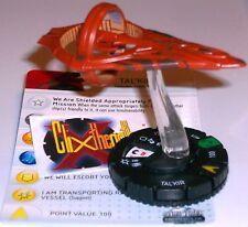 TAL'KIR #019 Star Trek: Tactics II 2 Wizkids HeroClix