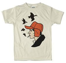 The Catcher in the Rye T Shirt Design, J D Salinger