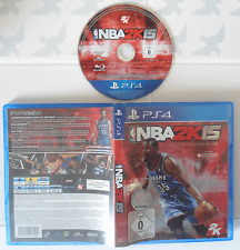 PS4 @ NBA 2K15 @ atemberaubendes Gameplay, 2014, DVD-Box