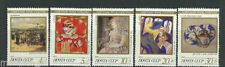 5 Number Russian & Soviet Union Stamps