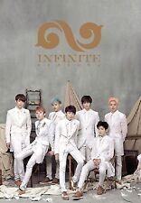 K-POP INFINITE 2nd Album [Season 2] CD + Booklet + Photocard Sealed Music CD