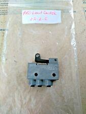 ARO 02-2-C Air Limit Switch Manual Air Control Valve