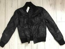 ATMOSPHERE LEATHER LOOK JACKET SIZE 8 BRAND NEW