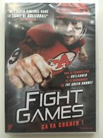 Fight games DVD NEUF SOUS BLISTER Seann William Scott - Liev Schreiber