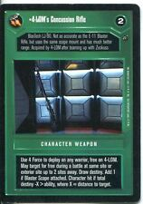 Star Wars CCG Dagobah Limited BB 4-LOM's Concussion Rifle