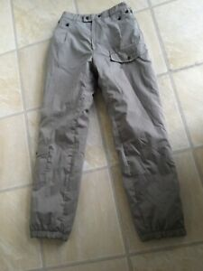 Boys Padded Trousers Approx Age 12 By Campri