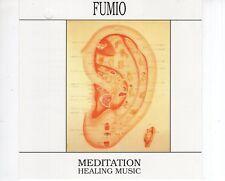 CD FUMIOmeditation - healing musicNEAR MINT (R0873)