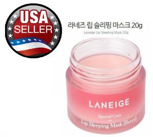 [ LANEIGE ] Lip Sleeping Mask Berry 20g ++NEW Fresh++ (2.65)