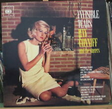 RAY CONNIFF AND THE SINGERS INVISIBLE TEARS FRENCH LP CBS 1965