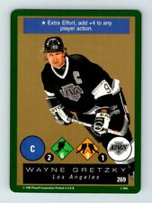 1995-96 PLAYOFF ONE ON ONE WAYNE GRETZKY Insert Hockey Card # 269 Rare Kings BV