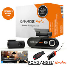 Road Angel Halo Car Dash Cam HD Front & Rear Twin Car Camera