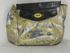 Miche Bag Prima Shell HOPE, Yellow with Black Trim