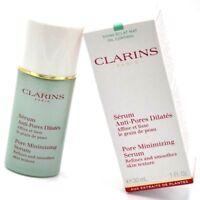 Clarins Pore Minimizing Serum Refines and smoothes skin texture 1 oz