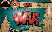 World At War Charlton Oct 1978 Vol. 3 No. 10