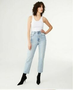 Ksubi Chlo Wasted Jeans Size 29 Perfect Worn Blue