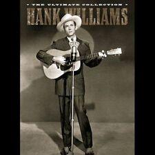 Ultimate Collection Mercury Bonus DVD 2CDs Hank Williams 2005 Chronicles SEALED