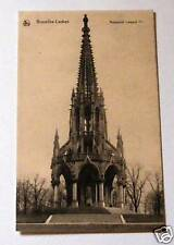 Belgium - Bruxelles-Laeken - Monument Leopold I