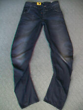 MENS G STAR 'RILEY LOOSE TAPERED' JEANS - BNWT - SIZE 28