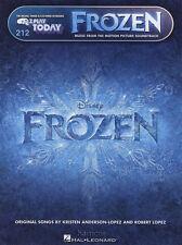 Frozen E-Z Play Today Very Easy Keyboard Sheet Music Book EZ
