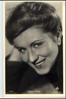 KÄTHE GOLD Schauspielerin Österreich um 1950/60 Porträt-AK Film Bühne Theater