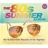 Various - The 80s Summer Album (2016)  3CD  NEW/SEALED  SPEEDYPOST