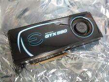 EVGA NVIDIA GeForce GTX 580 1.5GB Video Graphics Card PCI-e! TESTED