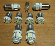 9x LED UPGRADE TRIUMPH TR3 TR4 TR5 TR6 Stag Dolomite Herald Spitfire GT6 PROJECT