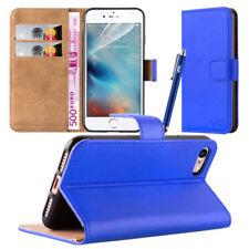 Fundas y carcasas lisos Para iPhone 6s color principal azul para teléfonos móviles y PDAs