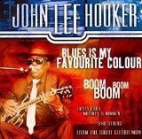 HOOKER John Lee - Blues is my favorite colour - CD Album