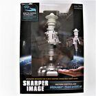 Sharper Image Motion Controlled Hover Satellite Sensor Flying Toy