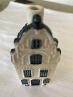 Blue Delft's KLM Bols Number 21 House Holland Used Unsealed