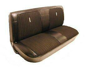 Ford F150 F250 Ranger Pickup Cloth Seat Upholstery for Front Bench 1967-1972