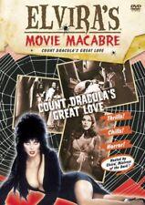 NEW DVD - Elvira Movie Macabre: Count Dracula's Great Love - Paul Naschy,