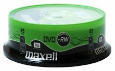 CD, DVD et Blu-ray Maxell, 4,7 Go