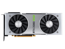 NVIDIA GeForce RTX 2080 SUPER Founders Edition - 8GB GDDR6 1815 MHz - 3072 Cores