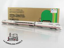 DG471 ESCALA N MINITRIX 12996 Unidad de tren experimental ICE BR 410 de la DB -