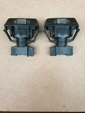 FORD SIERRA SAPPHIRE RS COSWORTH NEW REAR NUMBER PLATE LAMP SET