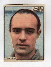 figurina AVE 1949-50 PALERMO PICCININI