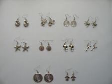 Unbranded Shell Drop/Dangle Costume Earrings
