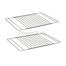 2 x Ikea Universal Adjustable Oven/Cooker/Grill Shelf Rack Grid Extendable UK