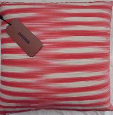 MISSONI HOME $232 Nick 561 Reversible Zigzag Stripe Throw Cushion 15x15 NWT