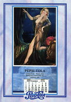 PEPSI COLA SERIES 2 1995 DART PROMO CARD P4