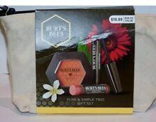 Burt's Bees Pure & Simple Trio Gift Set