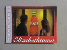 Elizabethtown Ky, Home of the Coca-Cola Museum postcard