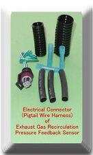 Connector Kit of Exhaust Pressure Sensor Fits: IC Corporation International