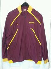 Nike Minnesota Gophers Ncaa Storm Fit Full Zip Windbreaker Jacket Men's Medium M