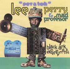 LEE PERRY & MAD PROFESSOR - BLACK ARK EXPERRYMENTS CD