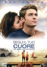 Dvd SEGUI IL TUO CUORE - (2010) *** Contenuti Speciali *** ......NUOVO