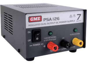 GME Regulated Power Supply 7A PSA126